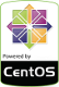 Powered By CentOS